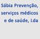 Sábia Prevenção, serviços médicos e de saúde, Lda