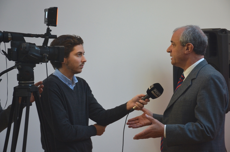 Conferência de Imprensa - FNE - 23/11/2015