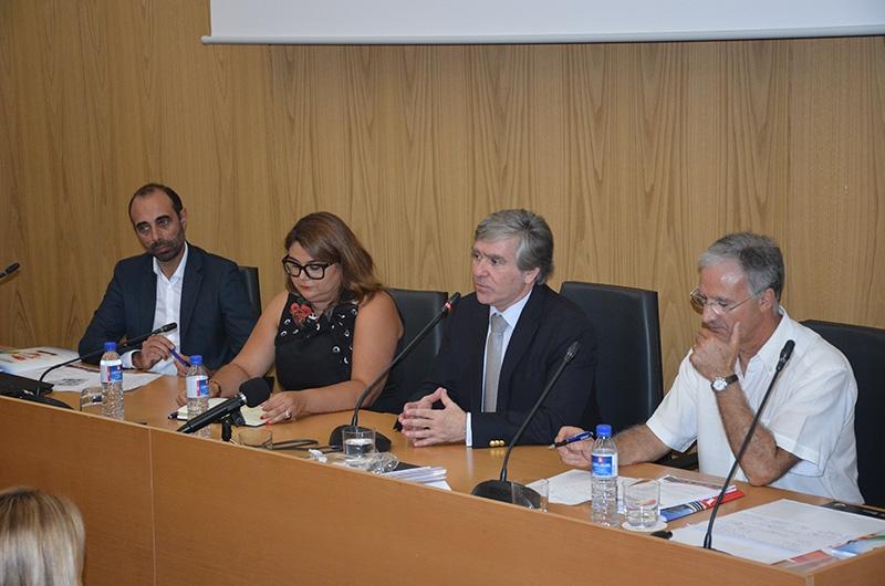 Ciclo de Conferências - Mirandela - 22-09-2018