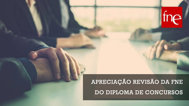 Processo negocial relativo ao regime de recrutamento dos docentes