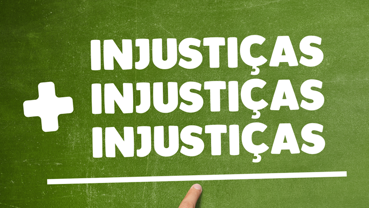 Injustiças + Injustiças + Injustiças = Concursos de Professores (impostos pelo M.E!)