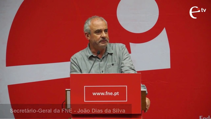 Plenário de Sindicatos da FNE - 18 de abril 2017