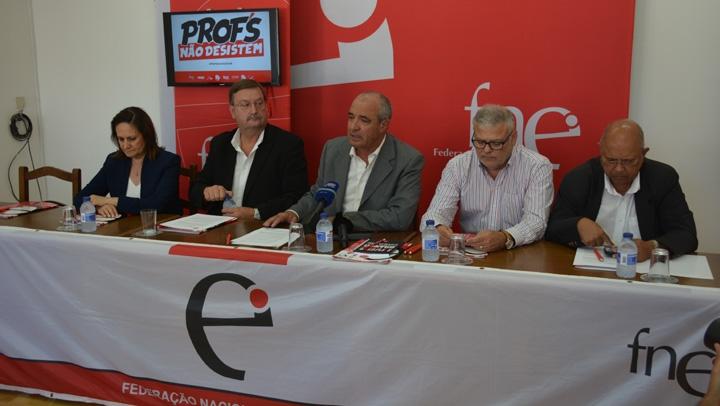 João Dias da Silva: temos um sistema educativo assente na precariedade
