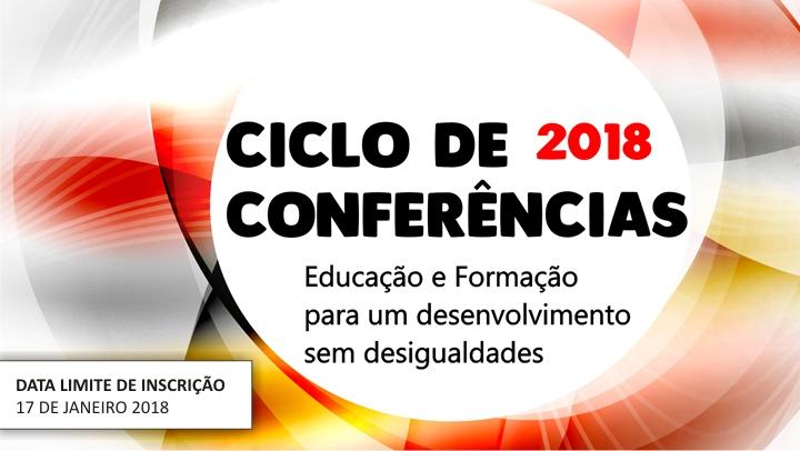 Ciclo de Conferências 2018