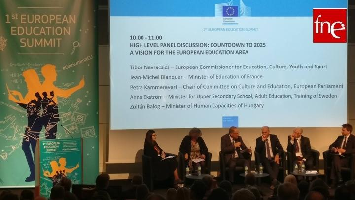Uma agenda europeia da educação tem de reconhecer o papel dos professores