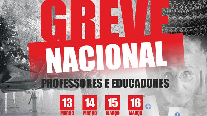 PRÉ-AVISO DE GREVE