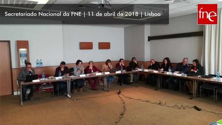 FNE convoca greve de Trabalhadores Não Docentes para 4 de maio