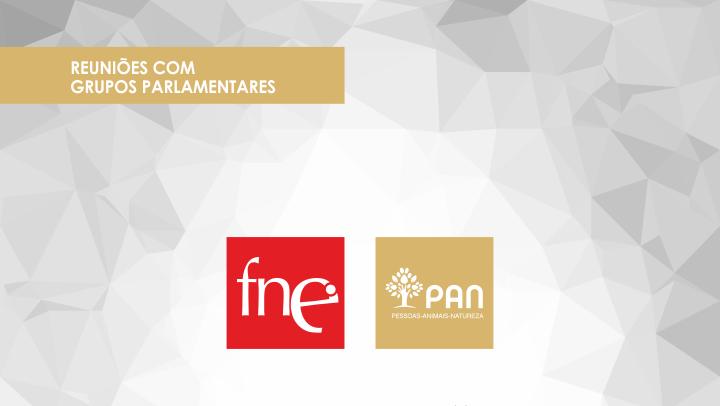 PAN recebe FNE na Assembleia da República