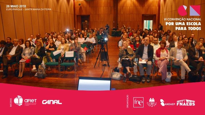 VI Convenção Nacional ANDAEP, CONFAP, FNAEBS, FNE 2018.