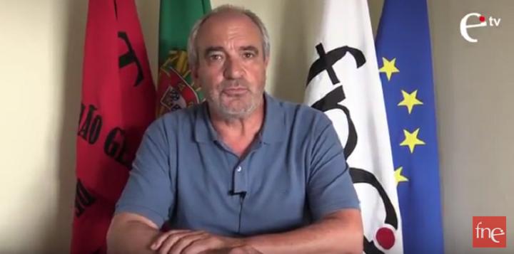 Declaração do Secretário-Geral da FNE, João Dias da Silva, sobre a greve em curso e a reunião de 11 de julho (Vídeo)