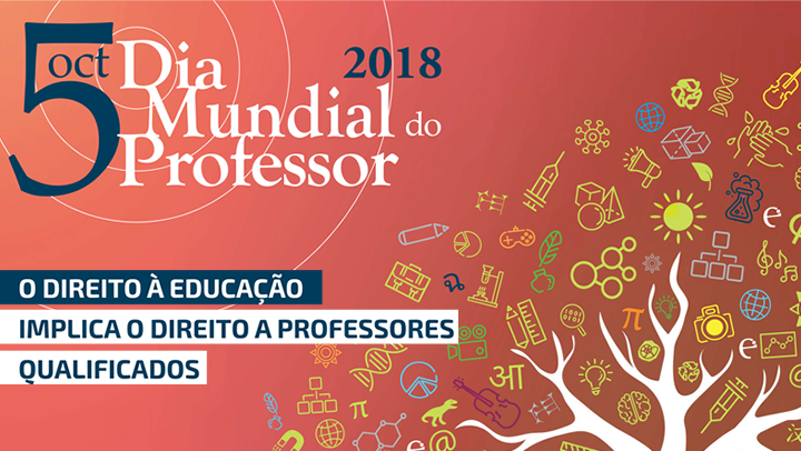 Dia Mundial do Professor 2018