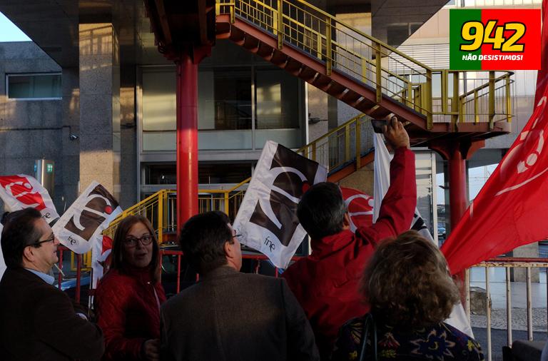 Governo não convocou início das negociações; Professores vão exigi-lo na rua!