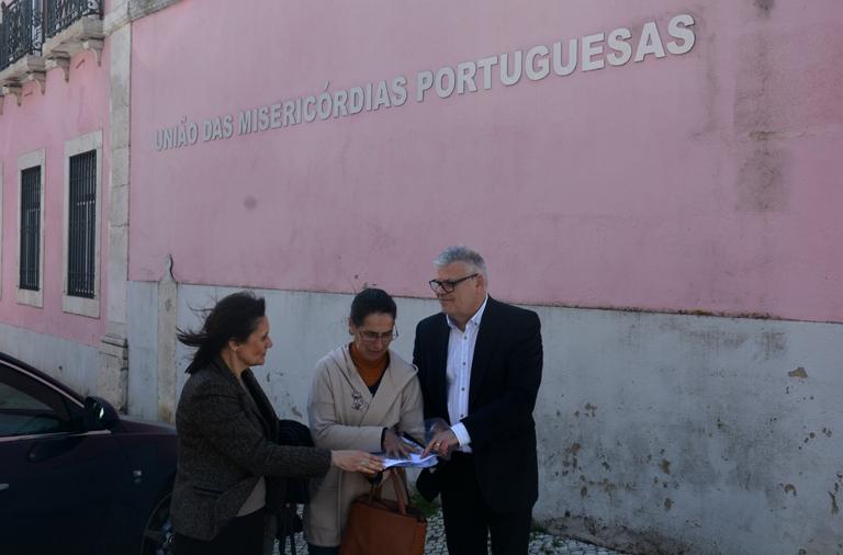 União das Misericórdias Portuguesas disponível para acordo de princípio no aumento das tabelas salariais