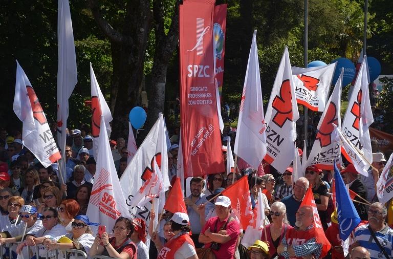 273fd4423 1º de Maio UGT: Dia do Trabalhador comemorado em Braga