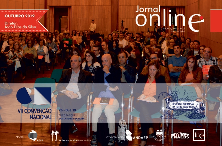 Jornal online FNE - outubro 2019