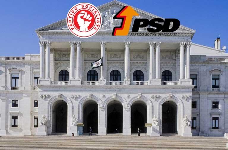 FNE com Grupos Parlamentares do PS e PSD na Assembleia da República