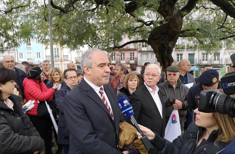 FNE saúda enorme adesão à greve da AP