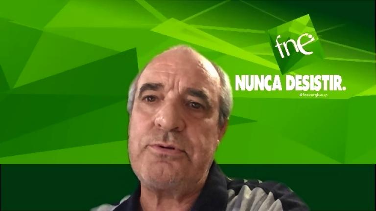 João Dias da Silva, SG da FNE, na análise ao regresso às aulas presenciais