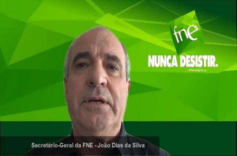 FNE apresenta propostas para lançamento de novo ano letivo em condições adequadas