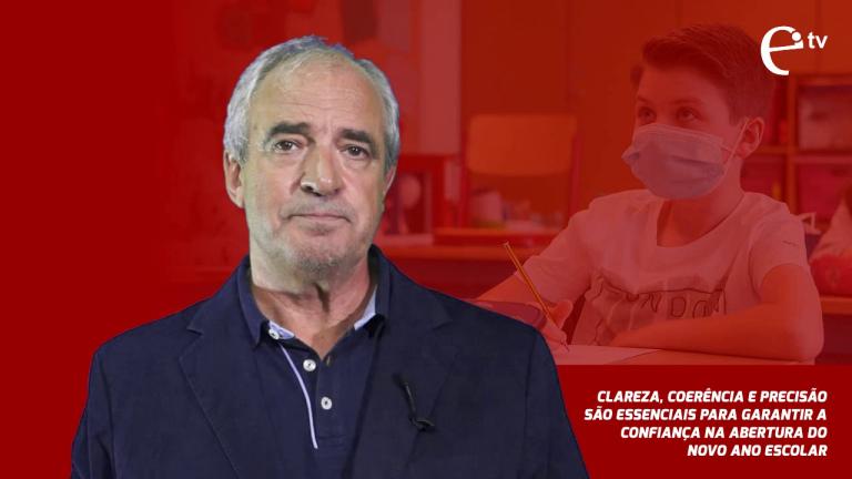 Saudação do SG da FNE, João Dias da Silva, a todos os trabalhadores da educação que hoje regressaram às escolas