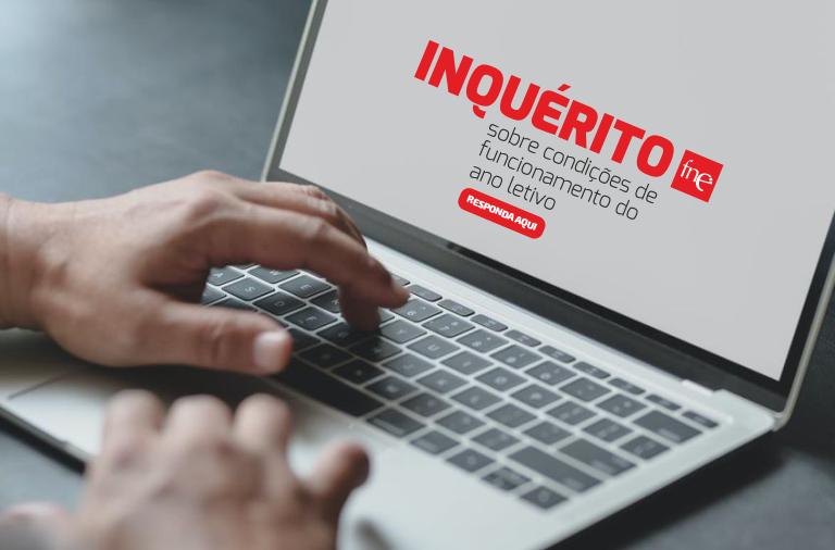 FNE promove consulta online sobre as condições das escolas no regresso das aulas presenciais