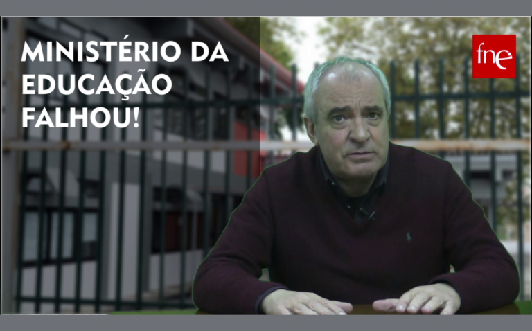 João Dias da Silva sobre o regresso do ensino remoto de emergência: