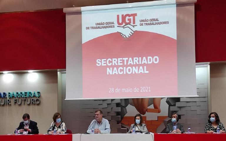 Resolução do Secretariado Nacional da UGT - Por uma dimensão social em Portugal e na Europa