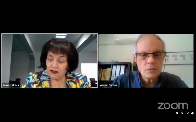 Professores da Bulgária partilham desafios com a FNE