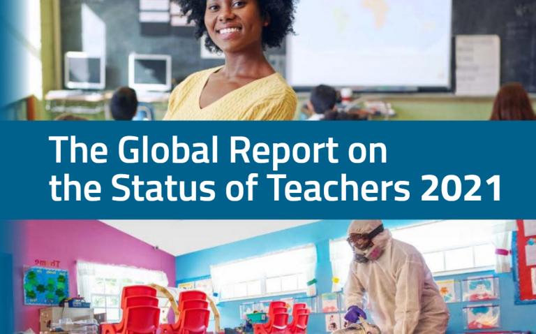 Relatório global da IE conclui que professores estão sobrecarregados, mal pagos e desvalorizados