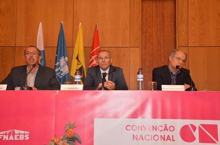 VII Convenção Nacional FNE/CONFAP/ANDAEP/FNAEBS - Libertar o secundário da prisão do acesso ao superior pela via da inclusão